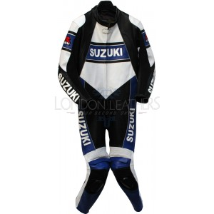 Suzuki Pro Biker Motorcycle Suit - 5 Colour Options